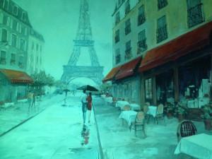 Think of Paris